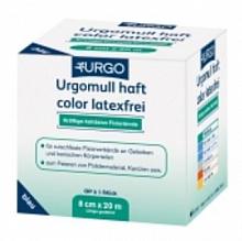 Urgomull haft & Urgomull haft color Kräftige Kohäsive latexfreie Fixierbinde