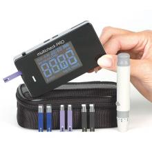 Lifetouch Multicheck PRO Diagnostikset für die Anwendung in der Arztpraxis und Zuhause