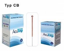 AcuTop® Akupunkturnadel Typ CB (Kupfergriff)