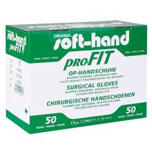 Softhand ProFIT OP Handschuhe steril puderfrei
