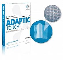 ADAPTIC TOUCH® nichthaftende Silikon-Wundkontaktauflage