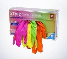 Nitril Handschuhe Tutti Frutti Farbig gemischt