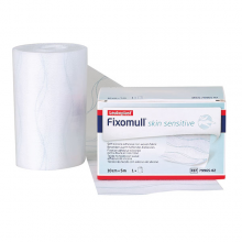 Fixomull® Skin Sensitive besonders sanfte und hautfreundliche Fixierung