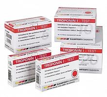 Cleartest® Troponin I bei Verdacht auf Herzinfarkt