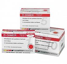Cleartest® D-Dimer Zur Anzeige einer Fibrinolyse