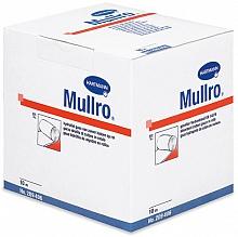 Mullro® gerollter Verbandmull EN 14079 8fach auf 10cm Breite; Rolle á 2x20m