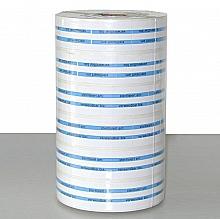 6 Ersatzrollen a 750 Etiketten inkl. einer Farbwalze für MELAdoc®