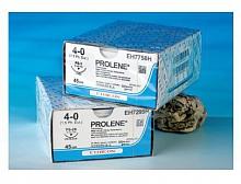 PROLENE BLAU MONOFIL 8698H P3 PRIME USP5-0, 0,45cm Pack. a 36 Stk.