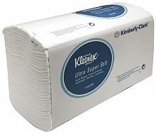 Handtücher Kleenex Ultra neu 6710 inter.; 3-lag.; 21,5x31,5cm; 2880 Tücher