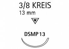 Monosyn® Quick ungefärbt C0025025 DSMP13 USP 4/0, 45cm, Pack. mit 36 Stk.
