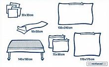 Foliodrape® Protect Universal-Set I Karton zu 8 Set´s