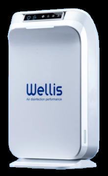Wellisair - Typ WADU-02 Luft-/Oberflächendesinfektiongerät