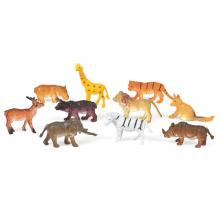 Sortiment Zootiere Packung mit 100 + 4 Stück (kostenlos)