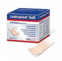 Leukoplast® Soft Injektionspflaster 1,9x4cm, Packung mit 100 Stück