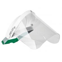 Gesichtsschutzschirm K1 Plus Robuste Kunststoffausführung