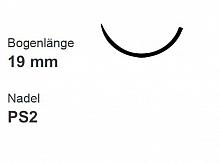PROLENE BLAU MONOFIL EH7293H PS2 VB USP3-0, 0,45cm Pack. a 36 Stk.
