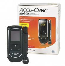 Accu-Chek® Mobile Set mg/dl Gerät und Stechhilfe in einem