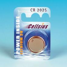 Batterie Lithium CR 2025 3V **1 Stück**