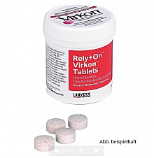 VIRKON® Tabletten, Nachfülldose 10 Tabletten à 5 g, ohne Flasche