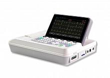 EKG CARDIO E3 3-Kanal mit 7-Zoll-LCD-Farbbildschirm