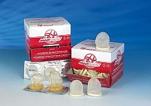 Hygiene Schutzhüllen f. Vaginalsonden Karton a 144 Stück; ca. ø28x200mm