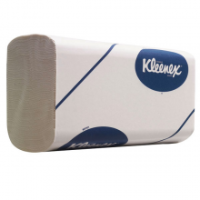 Handtücher Kleenex Premier AIRFLEX inter.; 3-lag.; 21,5x31,5cm; 1080 Tücher
