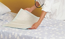 Ribocare Krankenunterlagen 60x90cm 10-lagig; Karton a 90 Stück, grün
