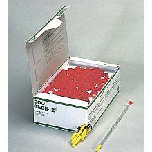 Sedifix Pipetten; glaskl. Polystyrol aufg. Füllkapillare, Pack. a 200 Stück