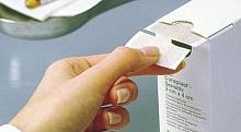 Curaplast® Sensitiv Injektionspflaster 2x4cm, Spenderkarton mit 250 Abrissen