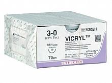 VICRYL VIOL GEFL V305H RB1 PLUS USP3-0, 0,70cm Pack. a 36 Stk.