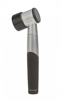 Heine Mini 3000 Dermatoskop, 2,5 Volt mit XHL Beleuchtung inkl. Batteriegriff
