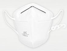 Atemschutzmaske FFP2 NR Aeroprotective 1 Stück einzeln eingepackt, Ohrschlaufe