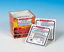 Burnshield Kompresse 10 x 10cm steril 1 Stück